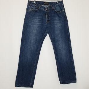 GIANFRANCO FERRE Men's Button Fly Jeans Size 34